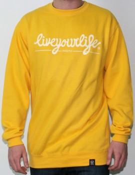 LYF Classic - Yellow&Cream