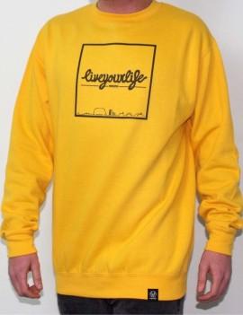 LYF Logo - Yellow&Black