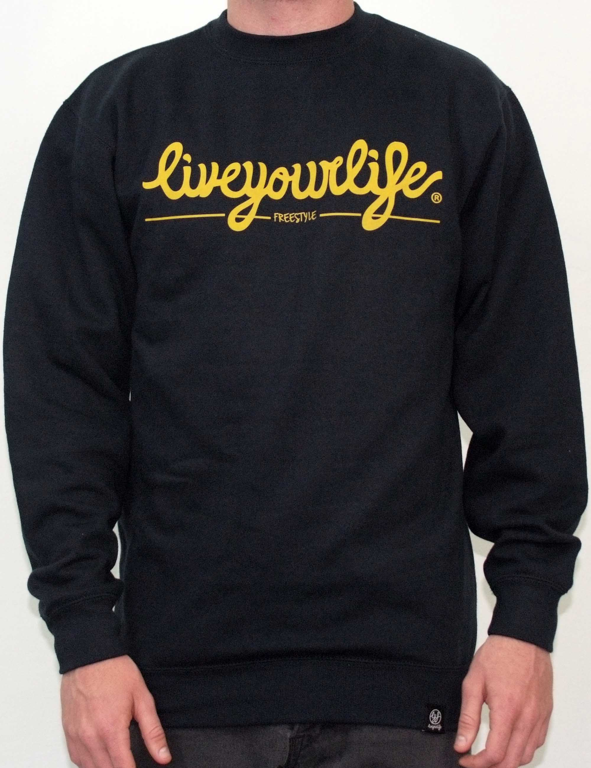 LYF Classic - NavyBlue&Yellow